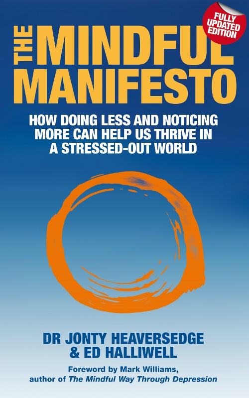 MIndful Manifesto cover second edition